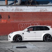 Porsche Cayenne Body Kit Wide Misha Designs white GTS 31 175x175 at Misha Designs Body Kit For Porsche Cayenne 955 and 957