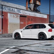Porsche Cayenne Body Kit Wide Misha Designs white GTS 33 175x175 at Misha Designs Body Kit For Porsche Cayenne 955 and 957