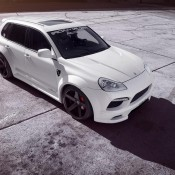 Porsche Cayenne Body Kit Wide Misha Designs white GTS 35 175x175 at Misha Designs Body Kit For Porsche Cayenne 955 and 957
