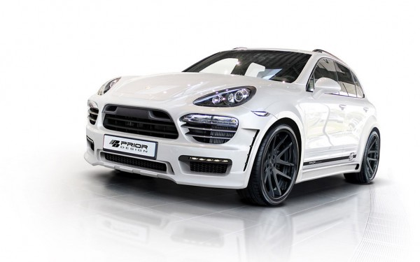 Prior Design Porsche Cayenne 958 1 600x375 at Prior Design Body Kit For Porsche Cayenne 958