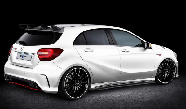 RevoZport Mercedes A Class 1 600x353 at RevoZport Mercedes A Class Tuning Kit Announced