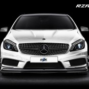 RevoZport Mercedes A Class 4 175x175 at RevoZport Mercedes A Class Tuning Kit Announced