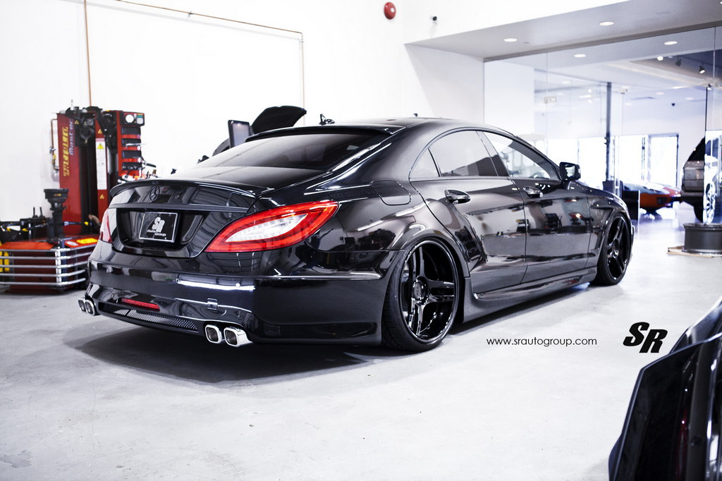 Sr Auto Mercedes Cls Sinister