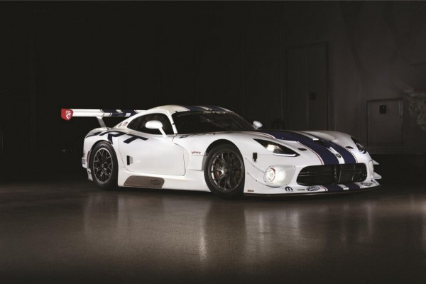 SRT Viper GT3 R 1 600x400 at SRT Viper GT3 R Competition Car Revealed