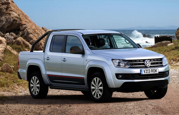 Volkswagen Amarok 600x384 at Special Edition Volkswagen Amarok Launches In The UK