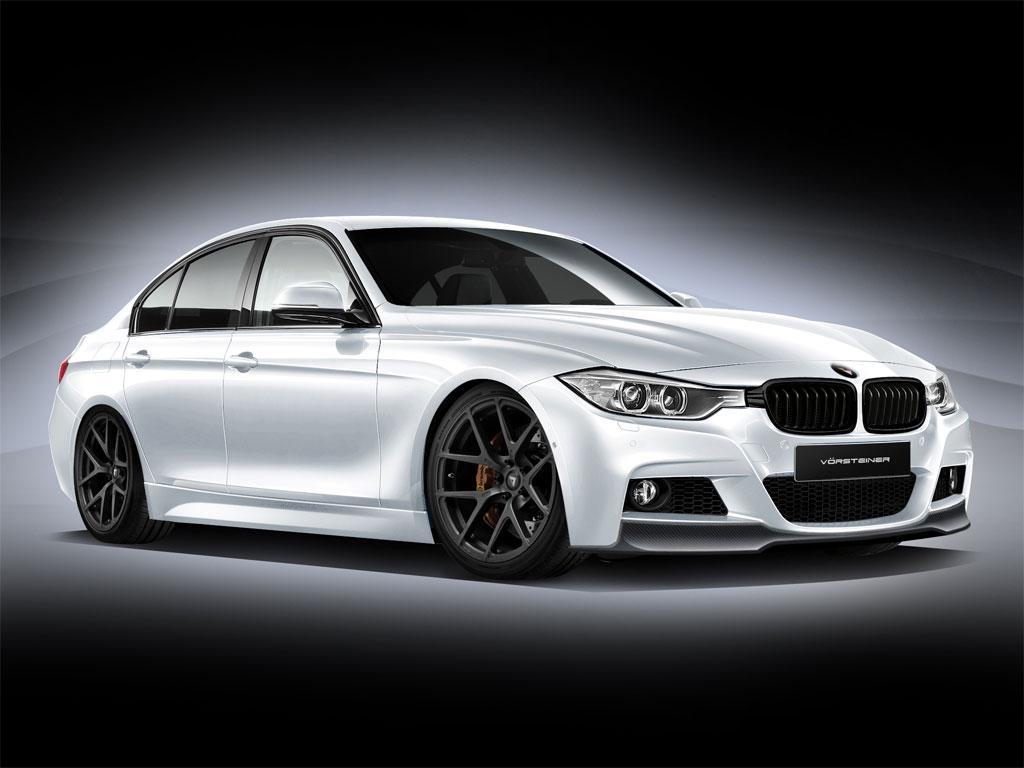 Vorsteiner Bmw 3 Series F30 Preview