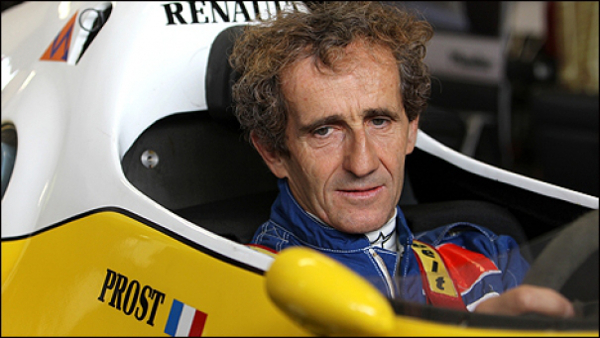 alain prost1 at Top 10 Formula One drivers with Highest Winning Percentage