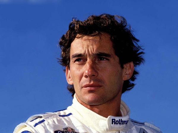 ayrton senna at Top 10 Formula One drivers with Highest Winning Percentage