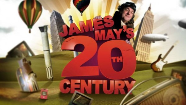 james may 20th century 600x338 at James May   Biography