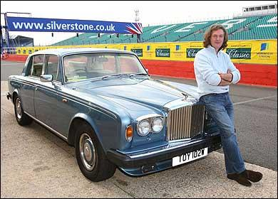 james may bentley t2 at James May   Biography