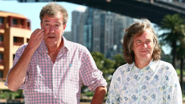 may clarkson 600x337 at James May   Biography