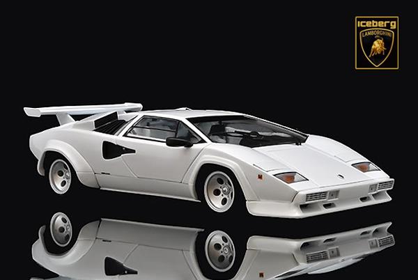 White Lamborghini Countach Poster Www Imgkid Com The