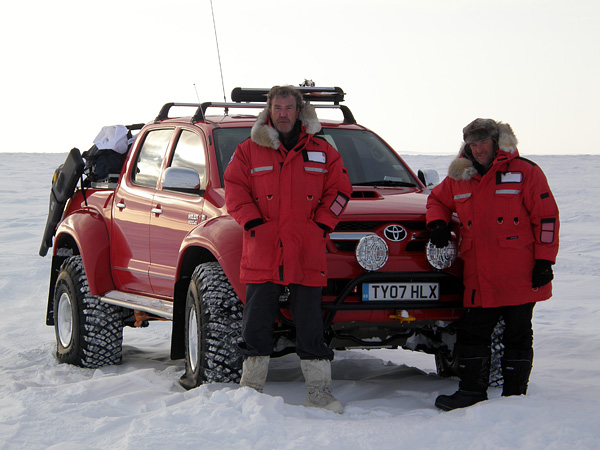 top gear north pole at Jeremy Clarkson   Biography