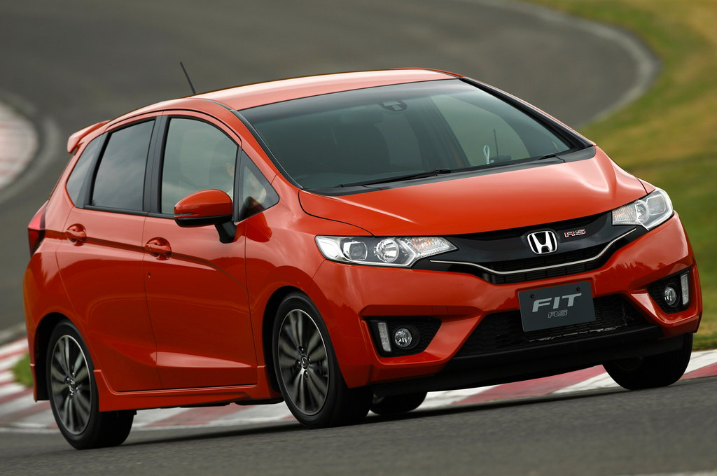honda fitjazz official pictures