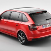 2014 Skoda Rapid Spaceback 5 175x175 at 2014 Skoda Rapid Spaceback Unveiled
