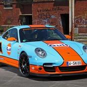 9ff Porsche 997 Turbo Gulf 1 175x175 at 9ff Porsche 997 Turbo Gulf by Cam Shaft