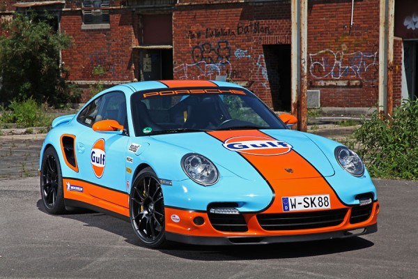 9ff Porsche 997 Turbo Gulf 1 600x400 at 9ff Porsche 997 Turbo Gulf by Cam Shaft