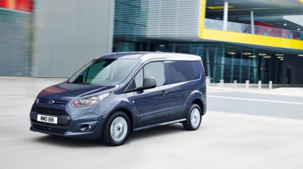 ALL NEW FORD TRANSIT CONNECT 600x335 at Ford Transit Connect ECOnetic Rated At 70.6 MPG