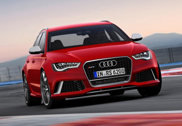 Audi RS6 Avant by ABT 1 600x416 at 666hp Audi RS6 Avant by ABT