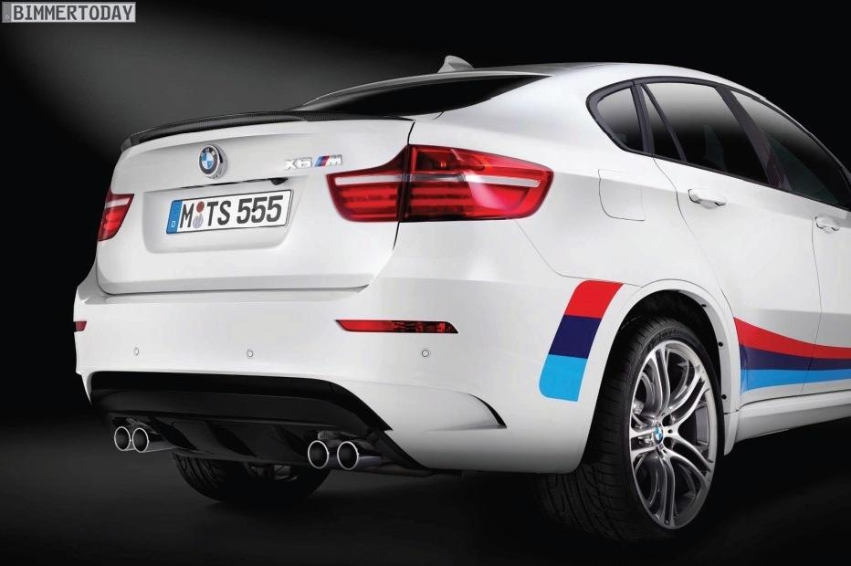 BMW X6 M Design Edition 2013 innenraum2