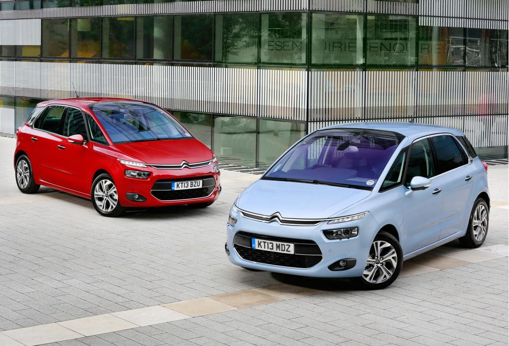 2014 citroen c4 picasso prices and specs uk. Black Bedroom Furniture Sets. Home Design Ideas