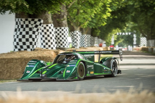 Drayson Racing GFOS 1 600x399 at Goodwood FoS: Podium Finish For Drayson Racing EV