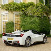 Ferrari 458 Spider Tailor Made 1 175x175 at Eric Clapton's Ferrari SP12 EC Coming To Goodwood FoS