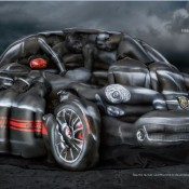 FiatHumanAbarth 175x175 at Fiats Body Paint Ad Looks Plain Weird