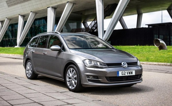 Golf Estate 1 600x369 at New VW Golf Estate Launches In The UK
