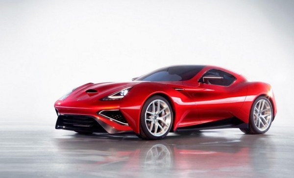 Icona Vulcan 1 600x363 at €3 Million Icona Vulcano To Show Up at Salon Prive