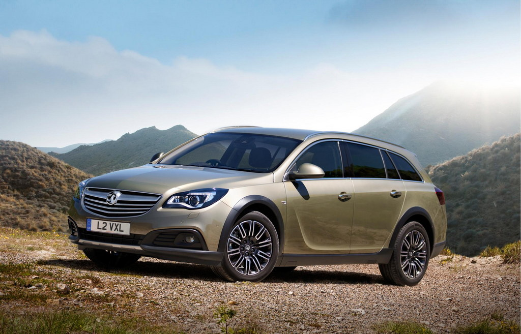 opel vauxhall insignia country tourer revealed. Black Bedroom Furniture Sets. Home Design Ideas