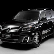 Lexus LX 570 Wald 4 175x175 at 2013 Lexus LX Black Bison by Wald International