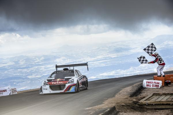 Loeb Shatters Pikes Peak Record 1 at Sebastien Loeb Shatters Pikes Peak Record: 8 Minutes 13 Seconds