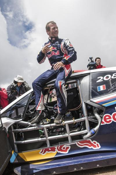 Loeb Shatters Pikes Peak Record 2 at Sebastien Loeb Shatters Pikes Peak Record: 8 Minutes 13 Seconds