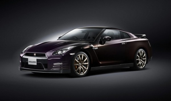 Nissan GT R Midnight Opal 1 600x355 at 2014 Nissan GT R Midnight Opal Pricing Announced