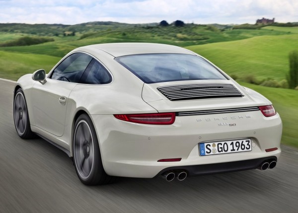 Porsche 911 50th Anniversary 1 600x429 at 50th Anniversary Package Now Available For All Porsche 911s