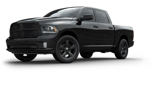 Ram 1500 Black Express 2 600x337 at Ram 1500 Black Express Edition Announced