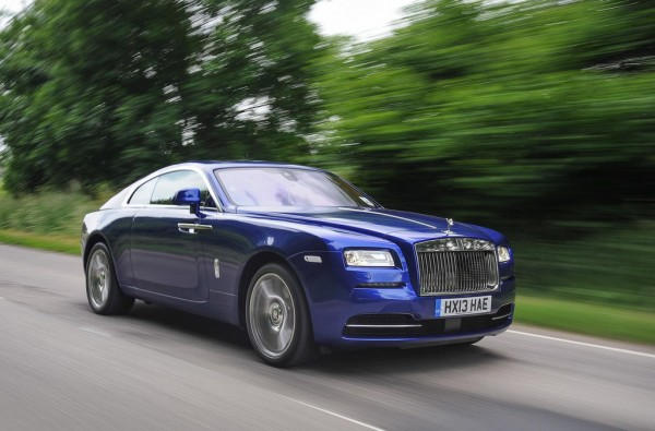 Rolls Royce Wraith at Goodwood 1 600x395 at Rolls Royce Wraith Takes Center Stage at Goodwood FoS