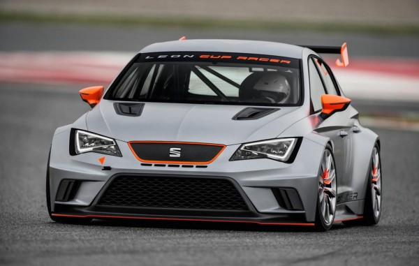 SEAT Leon Cup 1 600x381 at SEAT Leon Cup To Set Goodwood Ablaze
