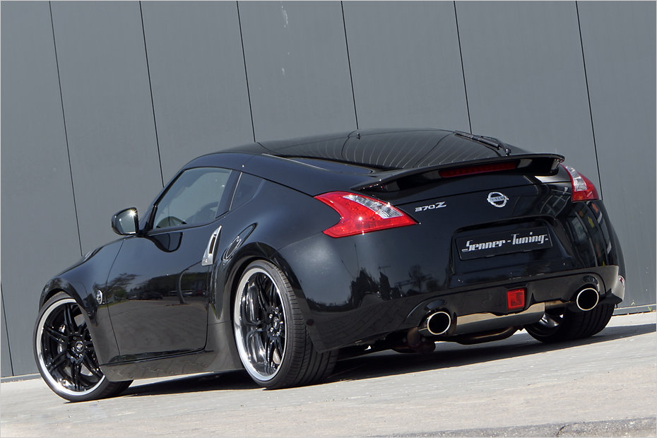 senner tuning nissan 370z. Black Bedroom Furniture Sets. Home Design Ideas