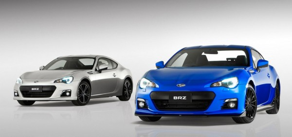 Subaru BRZ Sports Pack 1 600x282 at Subaru BRZ Gets Exclusive Sports Pack In Australia
