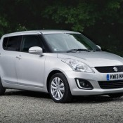 Suzuki Swift Facelift 1 175x175 at Suzuki Swift Facelift Launched In UK