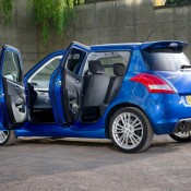 Suzuki Swift Sport Five Door 1 175x175 at Suzuki Swift Sport Five Door Launched In The UK