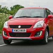 Swift 4x4 1 175x175 at Suzuki Swift 4x4 Announced For The UK Market