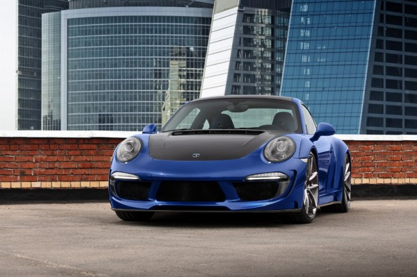 TopCar Porsche 991 Carrera Stinger 1 600x399 at TopCar Presents Porsche 991 Carrera Stinger