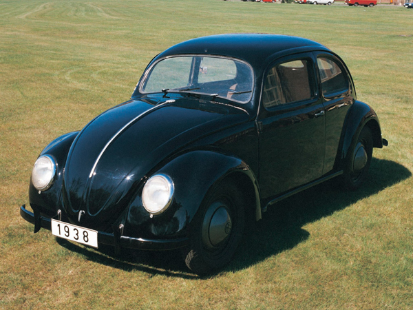 VWbeetle at 5 Classic Starter Cars
