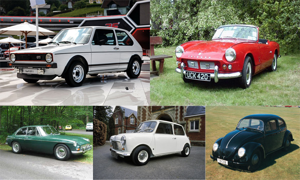 classic starters at 5 Classic Starter Cars