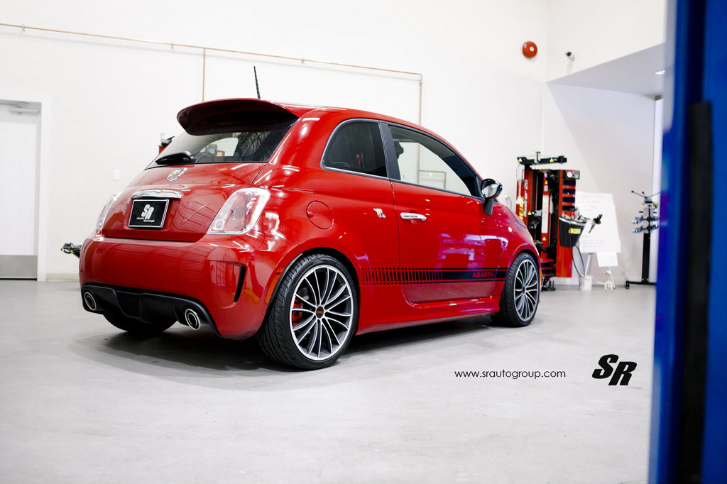 Novitec Tuned Abarth 500 By Sr Auto