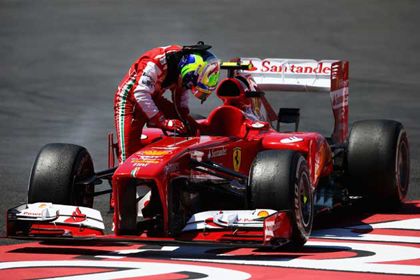 german5 at Home Victory For Sebastian Vettel