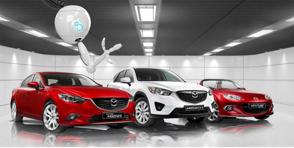 Mazda Balikpapan